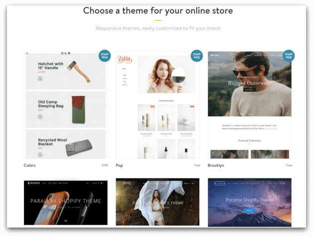 Theme for Online Store - Zyber