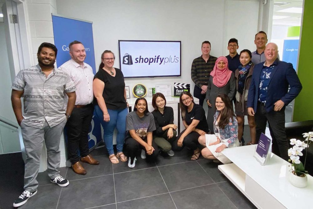 Zyber Team are Shopify Plus Partners